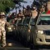بعد تحرير بنغازي.. الجيش الليبي يعرض المركبات الداعشية