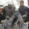 'White Helmets' bring civilian aid to Syria's conflict