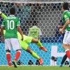 فوز المكسيك على نيوزيلندا في كأس القارات