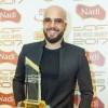 """الفنان المغربي الدوزي يتوج بالجائزة العالمية """"Daf Bama Awards"""""""