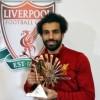 محمد صلاح يفوز بجائزة بي بي سي لأفضل لاعب افريقي لعام 2017
