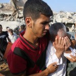 24 قتيلا في تجدد القصف الإسرائيلي على غزة.. والوفد الفلسطيني يغادر القاهرة