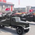 كوريا الشمالية تطلق ثلاثة صواريخ قصيرة المدى مع زيارة البابا لجارتها الجنوبية