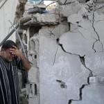 Ten dead in strike on school in new Gaza fighting