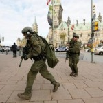 مقتل مسلح بالرصاص والشرطة تبحث عن مزيد من المشتبه بهم في حادث إطلاق النار بكندا