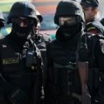الداخلية المصرية : مجهولون ألقوا عبوة ناسفة على قوات تأمين جامعة حلوان فأصابت 4 ضباط