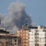 تفجيرات تستهدف منازل قياديين من فتح في غزة