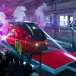 إطلاق أول قطار كهربائي بطابقين في موسكو