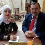 ندوة حوارية للدكتورة سناء الشعلان مع المفكّر السّيد د.علاء الجوادي