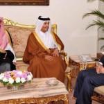 مصالحة قطرية مصرية بمبادرة من العاهل السعودي