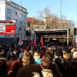 الآلاف يتظاهرون في كولونيا ضد اليمين المتطرف والعداء للأجانب