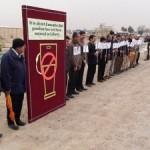 تجمع مراسلون بلا حدود : دعوة لقناة العراقية بالكف عن الاساءة لسكان ليبرتي
