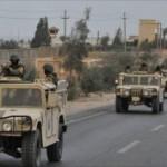 القبض على 12 تكفيريا بشمال سيناء