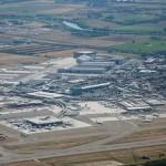 إغلاق المطار الرئيسي في العاصمة الإيطالية بعد اندلاع النيران به