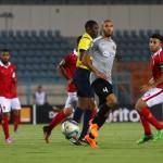 كأس الاتحاد الافريقي: الاهلي يكتسح الترجي بثلاثية نظيفة