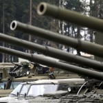 Russia positioning tanks at Syria airfield: U.S. officials
