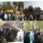 إيران.. تجمعات المعلمين والتربويين الإحتجاجية في مختلف المدن