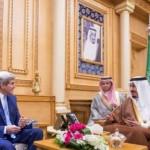 كيري والعاهل السعودي يدعوان لتكثيف الجهود لإيجاد حل للأزمة السورية بدون الأسد