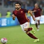 محمد صلاح أفضل لاعب في روما لشهر فبراير
