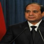 الرئيس المصري يعلن حالة الطوارئ لمدة 3 شهور وتشكيل مجلس أعلى لمكافحة التطرف