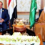 الملك سلمان والرئيس السيسي يطلقان مجلس تنسيق سعودياً مصرياً