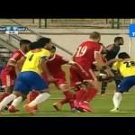 بالفيديو .. الإسماعيلي يكتسح حرس الحدود في الإسكندرية