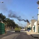 اندلاع حريق بمبنى التلفزيون السعودي