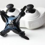 Axis Vidius أصغر طائرة بدون طيار مجهزة بكاميرا في العالم