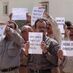 ماذا وراء الصمت تجاه مطالب سکان ليبرتي؟ – بقلم / ليلى محمود رضا