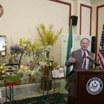U.S. Congress : Resolution for MEK protection in Camp Liberty