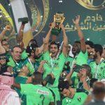 السعودية : أهلي جدة يتوج بطلا لكأس خادم الحرمين الشريفين