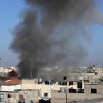 الاحتلال يشن غارة جوية على 4 مواقع تابعة لحماس