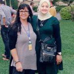 """د.سناء الشعلان عضو تحرير في المجلة العالمية  """" Multicultural Echoes Literary Magazine"""""""
