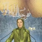 مريم رجوي والمعارضة السورية.. لقاء المناضلين على مائدة رمضان