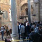 مصر.. عشرات الضحايا بتفجير استهدف كنيسة بطنطا