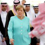 ميركل تزور السعودية على رأس وفد اقتصادي كبير