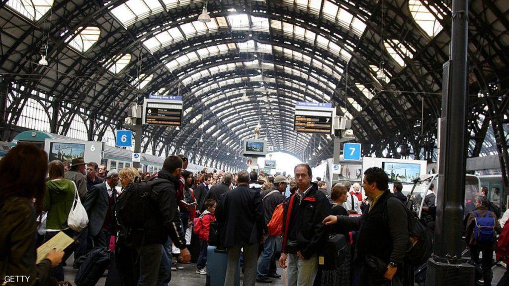 محطة ميلان للقطارات