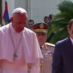 The pope in Egypt: Tiptoeing through a minefield