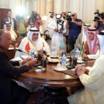 تحديد حزمة مبادئ حول الموقف من الأزمة القطرية