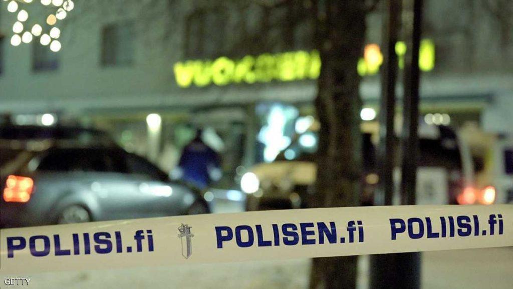 حادث طعن في فنلندا